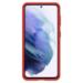 OtterBox React Series para Samsung Galaxy S21 5G, Power Red