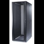 APC NetShelter SX 52U Freestanding rack Black