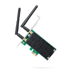 TP-LINK AC1200 Internal WLAN 867 Mbit/s