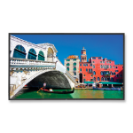 "NEC V423 Digital signage flat panel 42"" Full HD Negro signage display dir"