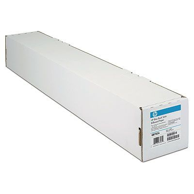HP Blue Back Billboard Paper-1603 mm x 80 m (63 in x 262 ft) Satin large format media