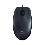 Logitech M100 USB Optical 1000DPI Ambidextrous Grey mice