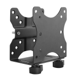 StarTech.com ACCSMNT CPU holder Monitor stand-mounted CPU holder Black