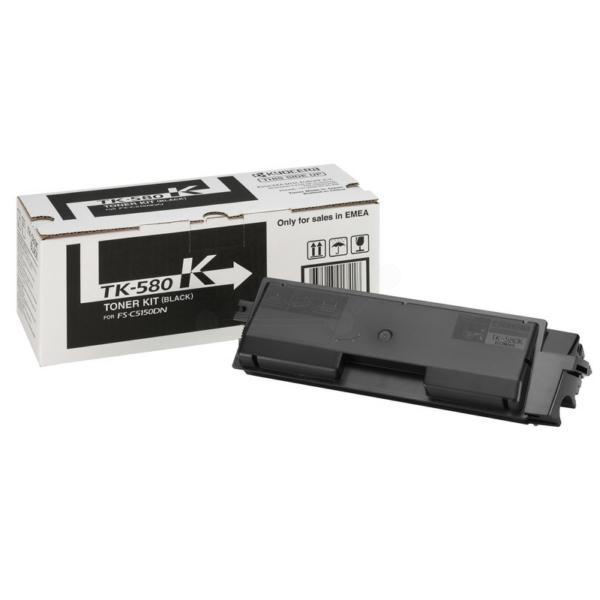 Kyocera 1T02KT0NL0 (TK-580 K) Toner black, 3.5K pages