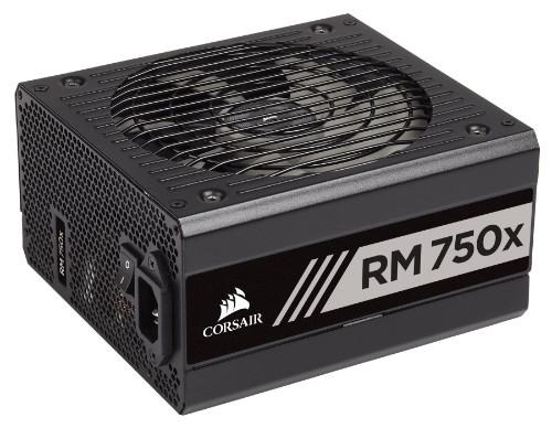 Corsair RM750x (2018) power supply unit 750 W 20+4 pin ATX ATX Black