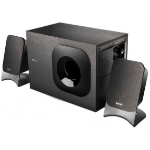 Edifier M1370BT 2.1 34W Black speaker set