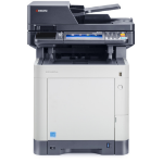 KYOCERA ECOSYS M6035cidn A4 Colour Laser Multifunction, 35ppm Mono, 35ppm Colour, 600 x 600 dpi, 1 Year Warranty