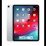 "Apple iPad Pro 27.9 cm (11"") 256 GB Wi-Fi 5 (802.11ac) Silver iOS 12"