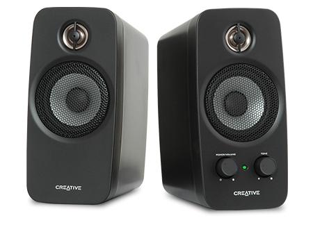 Creative Labs Inspire T10 10W Black loudspeaker