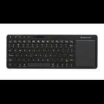 iogear GKM562R keyboard RF Wireless QWERTY Black