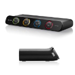 Belkin SOHO , VGA & USB 4 ports KVM switch