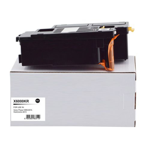 Remanufactured Xerox 106R01630 Black Toner Cartridge