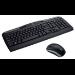 Logitech MK330 teclado RF inalámbrico QWERTZ Húngaro Negro