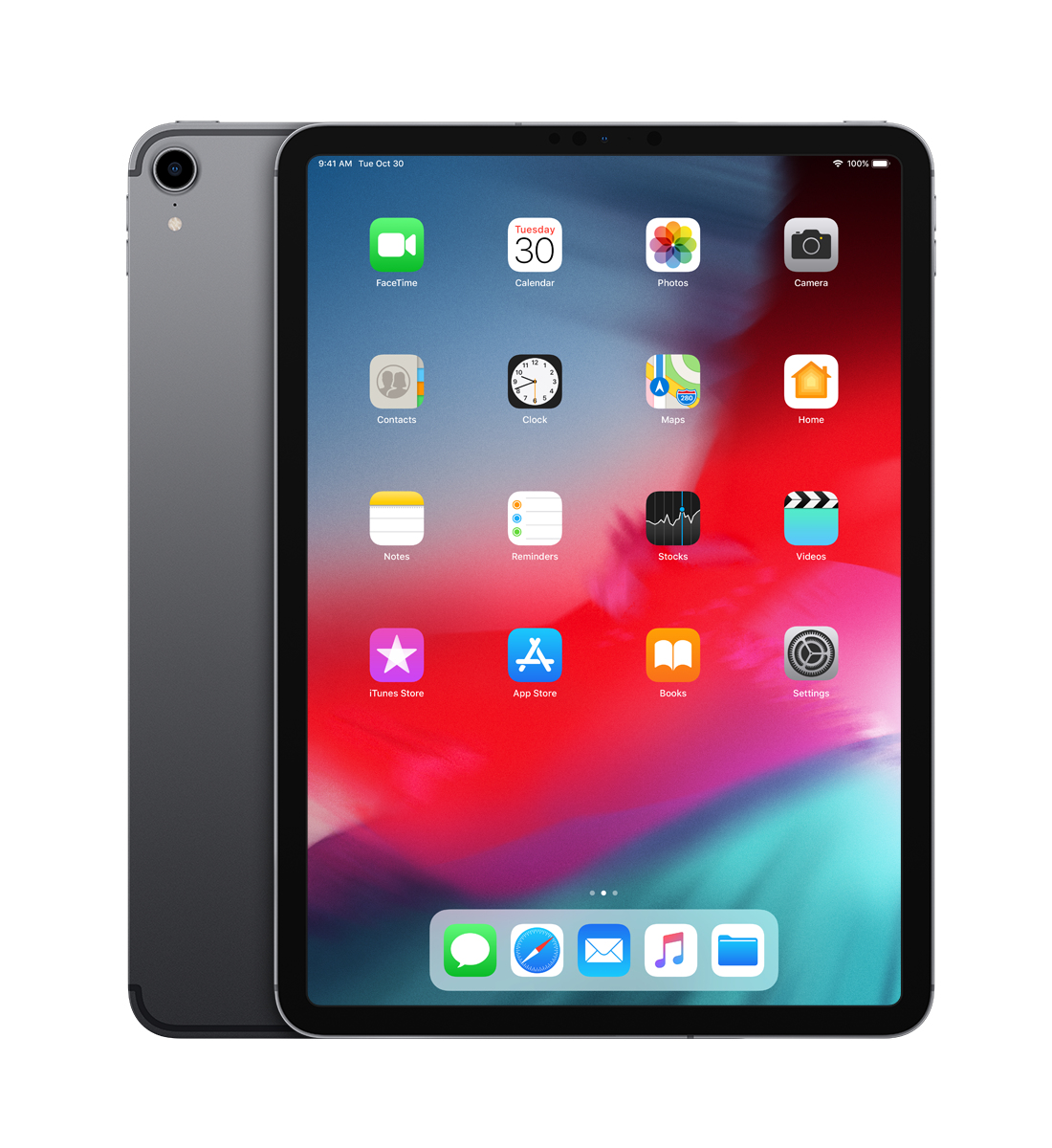 iPad Pro 2018 - 11in - Wi-Fi + Cellular - 1TB - Space Gray