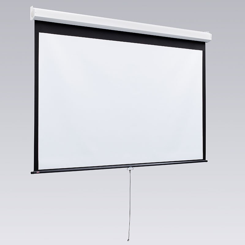 Draper Luma 2 - 264cm x 198cm - 4:3 - 335 cm Diag - Matt White XT1000E - Manual Projector Screen