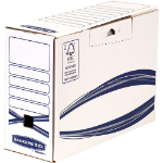 Fellowes 4460901 file storage box Paper White