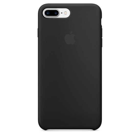 "Apple MMQR2ZM/A 5.5"" Skin Black mobile phone case"