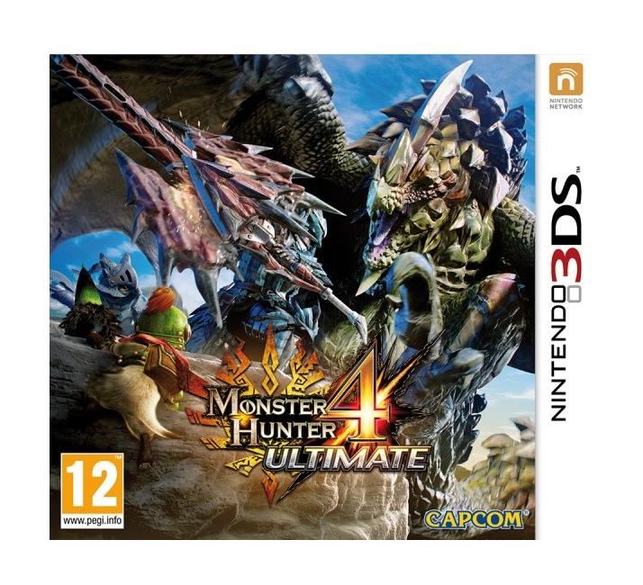 Nintendo Monster Hunter 4 Ultimate, 3DS