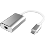 Microconnect USB3.1CMDPS 0.2m USB C Mini DisplayPort Silver,White video cable adapter