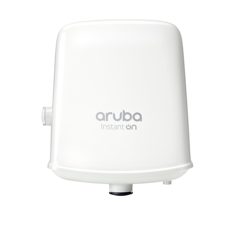 Hewlett Packard Enterprise Aruba Instant On AP17 (RW) (10x R2X11A) 1167 Mbit/s Energía sobre Ethernet (PoE) Blanco