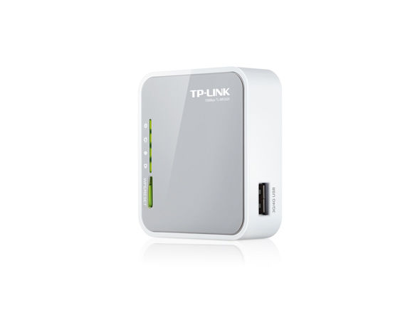 TP-LINK TL- MR3020 Cellular wireless network equipment