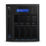 Western Digital My Cloud PR4100 Ethernet LAN Desktop Black NAS
