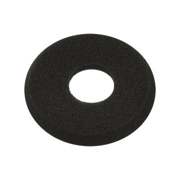 Jabra 14101-04 headphone pillow Black 10 pc(s)