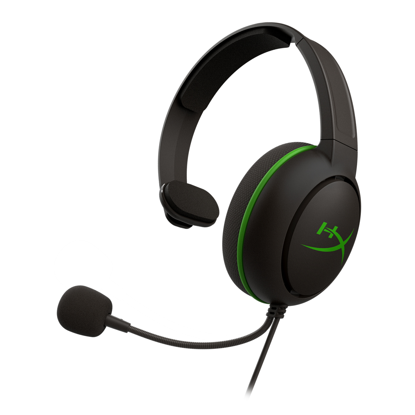 HyperX CloudX Chat Headset Head-band Black,Green