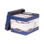 Bankers Box BBox Heavy Duty ERGO-Box FSC Ref38801