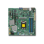 Supermicro X11SSL-CF server/workstation motherboard LGA 1151 (Socket H4) Micro ATX Intel® C232
