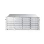 Promise Technology J5800s disk array 96 TB Rack (4U) Stainless steel