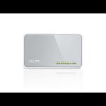TP-LINK TL-SF1008D 8-Port Unmanaged 10/100Mbps Desktop Switch