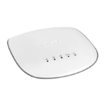 Netgear WAC505 WLAN access point 1200 Mbit/s Power over Ethernet (PoE) White