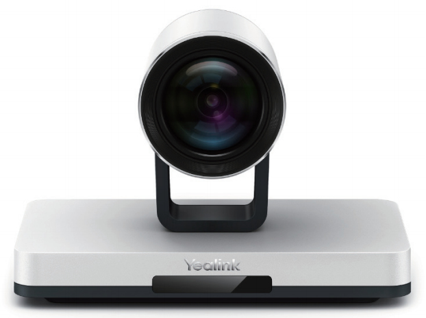 """Yealink VCC22 video conferencing camera CMOS 25.4 / 3 mm (1 / 3"""") 1920 x 1080 pixels 60 fps Black,Silver"""
