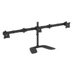 "StarTech.com ARMBARTRIO2 monitor mount / stand 27"" Clamp Black"