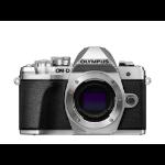 "Olympus OM-D E-M10 Mark III MILC Body 16.1 MP Live MOS 4608 x 3456 pixels 4/3"" Black,Silver"