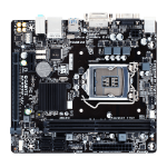 Gigabyte GA-H110M-S2V Intel® H110 Express Chipset LGA 1151 (Socket H4) Micro ATX motherboard