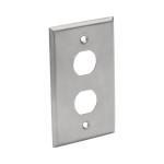 Tripp Lite N206-FP02-IND socket-outlet RJ-45 Silver