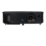 Optoma DS348 data projector 3000 ANSI lumens DLP SVGA (800x600) 3D Desktop projector Black