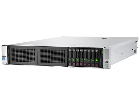 ProLiant DL380 Gen9 2p Xe E5-2650v4 / 32GB-R P440ar 8SFF 2x10GB 2x800W