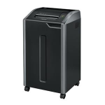 Fellowes 425i Strip shredding Black paper shredderZZZZZ], 4698501