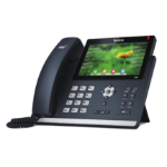 Yealink SIP-T48S IP phone Black Wired handset LCD 16 lines