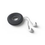 Bluelounge Cableyoyo CY10-DGR Earbud cord spool, Dark Grey