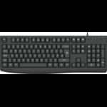Gearlab G200 keyboard USB QWERTY UK English Black