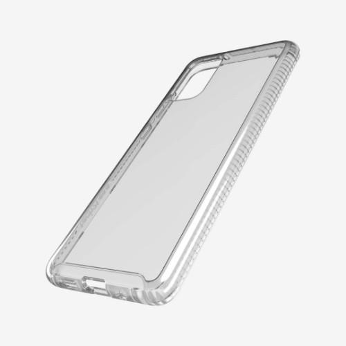 "Tech21 Pure Clear mobile phone case 17 cm (6.7"") Cover Transparent"