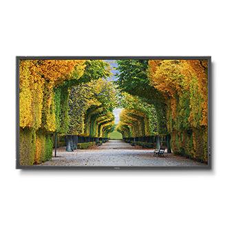 NEC MultiSync X554HB Digital signage flat panel 139.7 cm (55