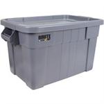 FSMISC BRUTE TOTE BOX/LID 75L GREY 382216 16