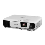 EPSON EB-W42 WXGA 3LCD, 3600 ANSI, HDMI, WIFI, USB PLUG N PLAY, MHL 15,000:1 SPLIT SCREEN