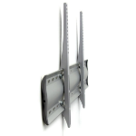 "Ergotron WM Low Profile Wall Mount, XL 165.1 cm (65"") Silver"
