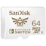 Sandisk SDSQXAT-064G-GNCZN Flash Speicher 64 GB MicroSDXC